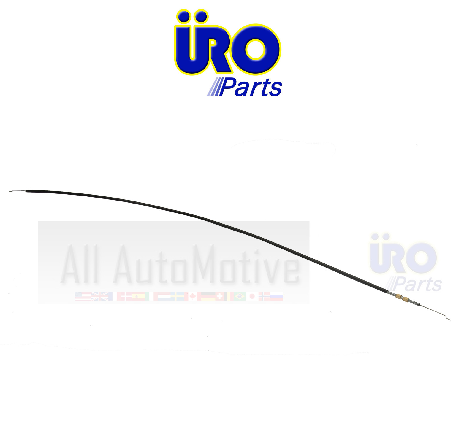 Convertible Top Cable Bowden Cable for Mercedes R107 350SL