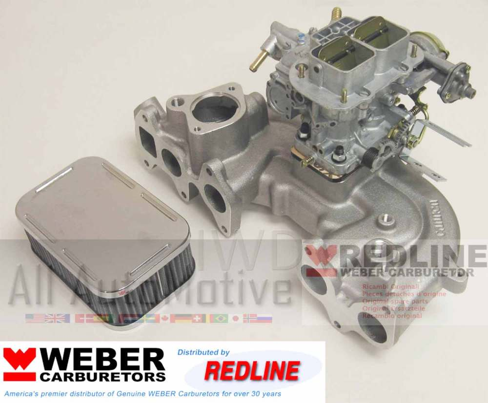 medium resolution of details about toyota 20r 75 80 high perf torquer intake manifold w genuine weber 38 38 carb