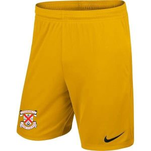 yellow nike shorts 16.17