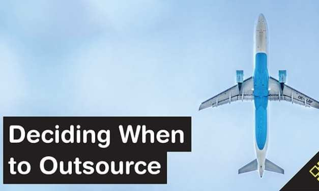 Outsourcing: When to Make the Decision