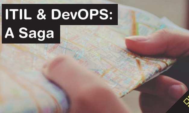 ITIL & DevOps: Friend or Foe?