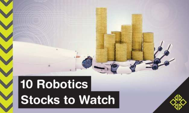 10 Robotics Stocks That Could Benefit from Trump's Trade Policies