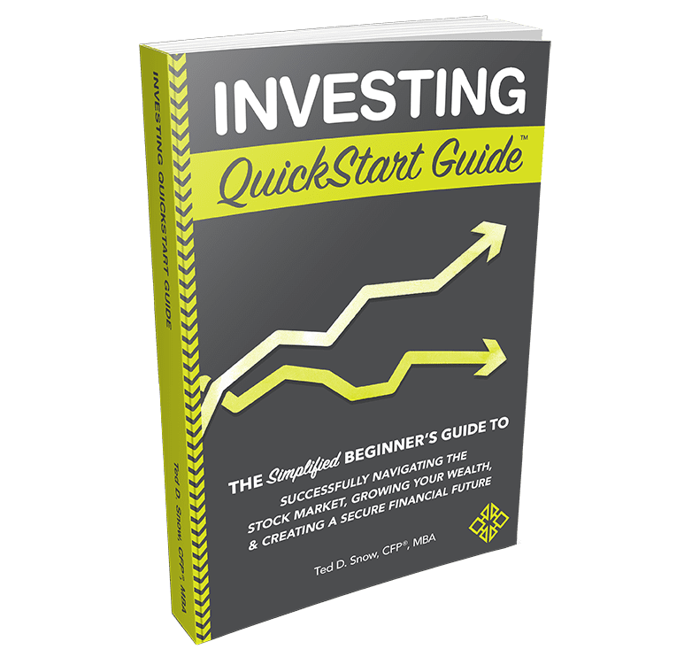 The Investing QuickStart Guide by Ted D. Snow, CFP, MBA is a critical first step in the financial journey of new investors.