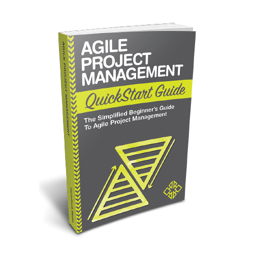 Agile Project Management QuickStart Guide - Available now from ClydeBank Media