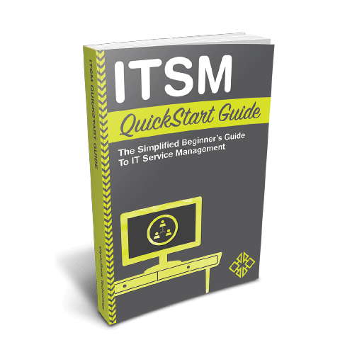 ITSM QuickStart Guide - Available now from ClydeBank Media