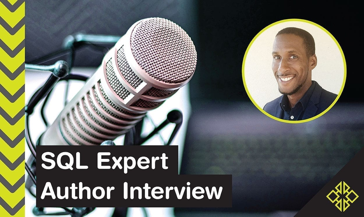 How SQL Can Open Doors: Interview with Bestselling Author Walter Shields