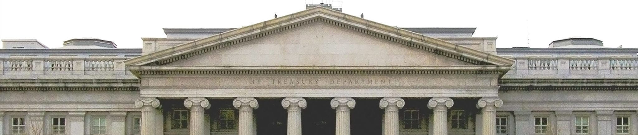 What is the US Treasury Department?