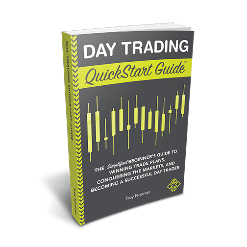Day Trading QuickStart Guide - Cover