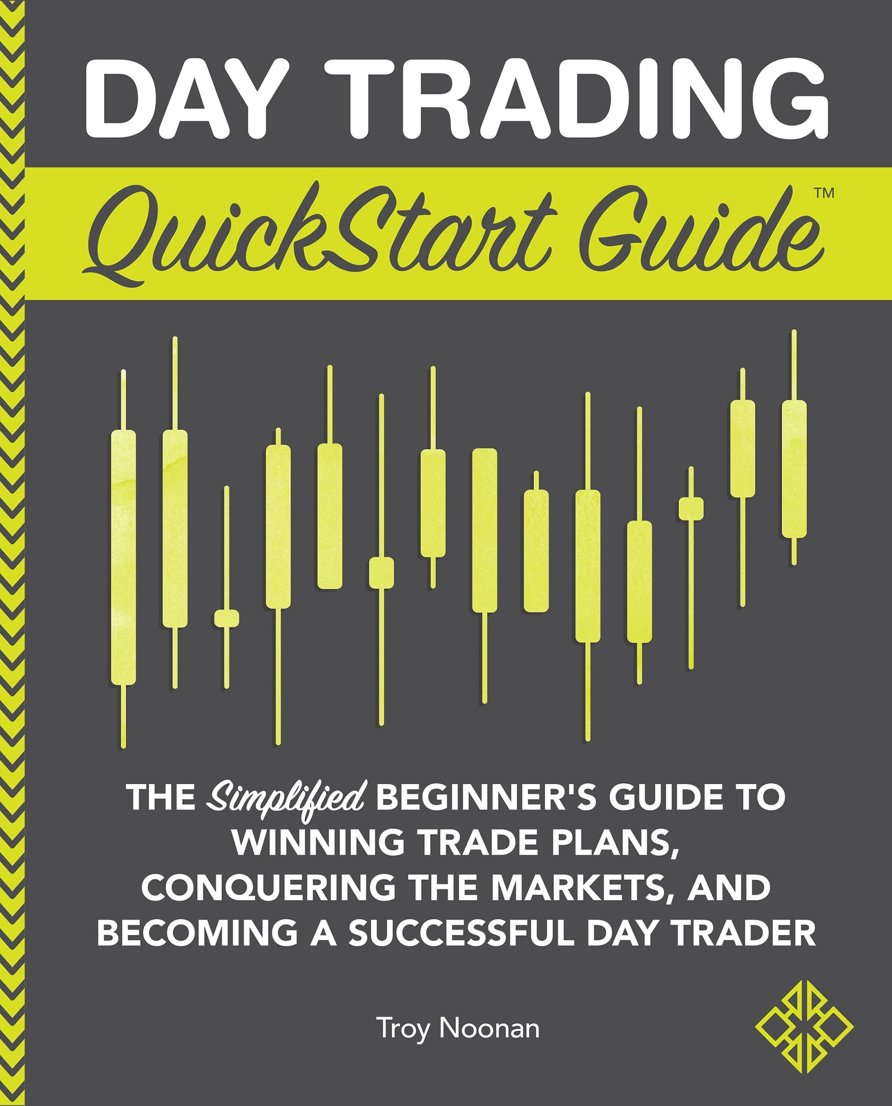 Day Trading QuickStart Guide Cover