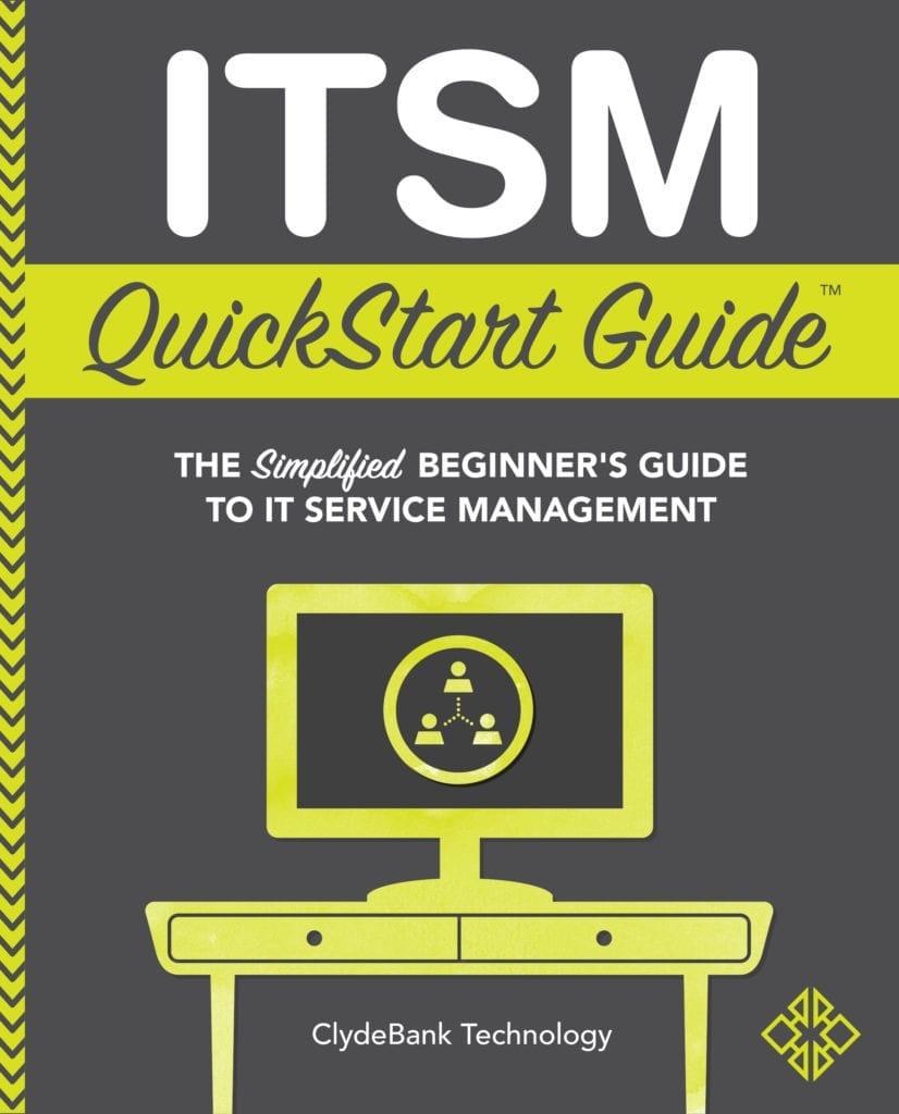 ITSM QuickStart Guide Cover