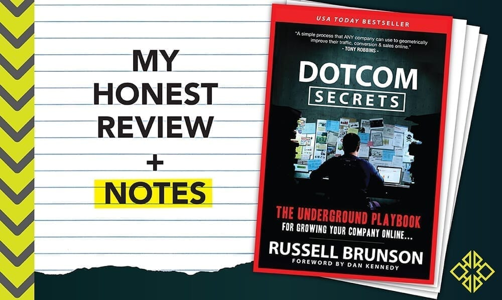 DotCom Secrets is the bold digital marketing book that is driving an underground revolution.