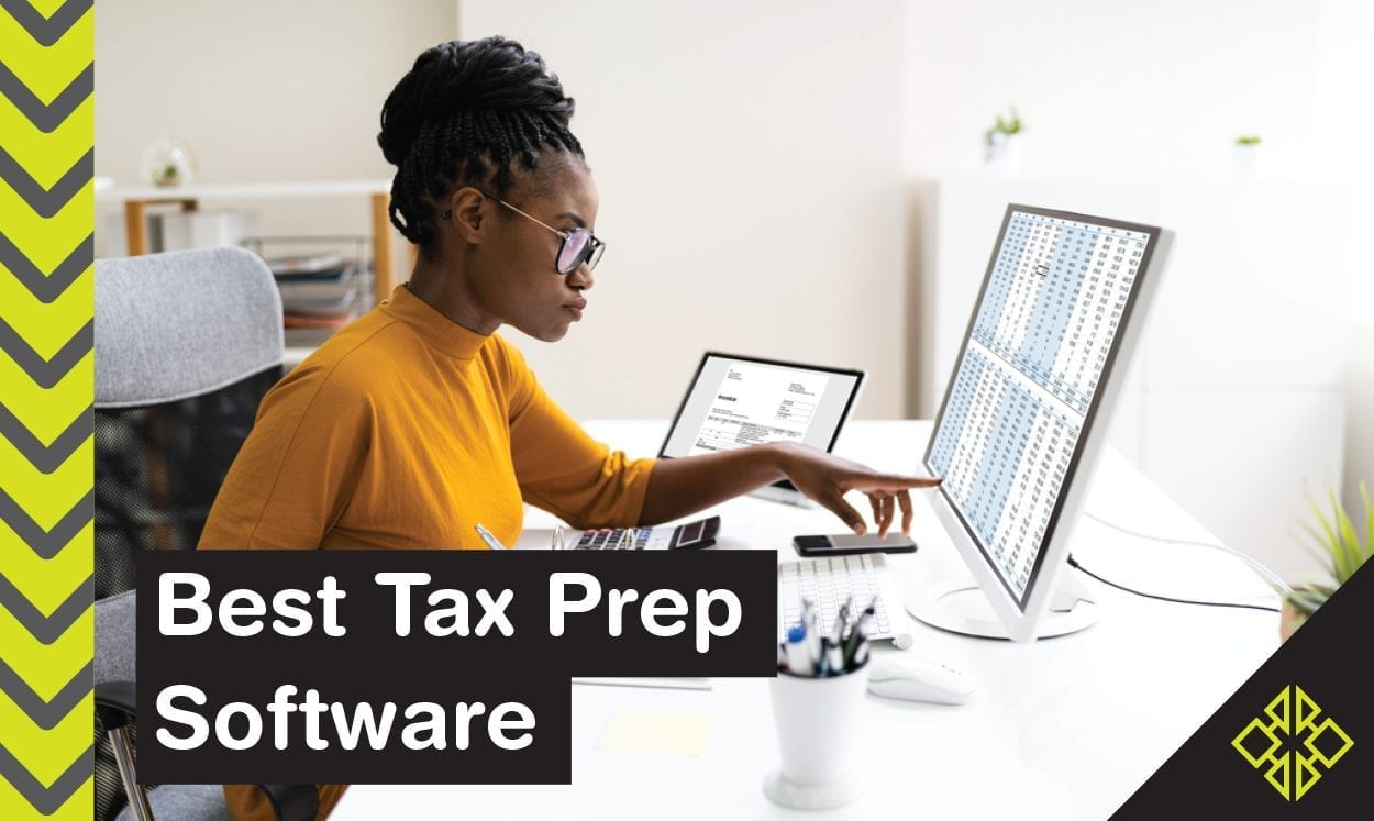 What's the best tax prep software for you? Use this handy guide to match tax prep software with your filing situation.