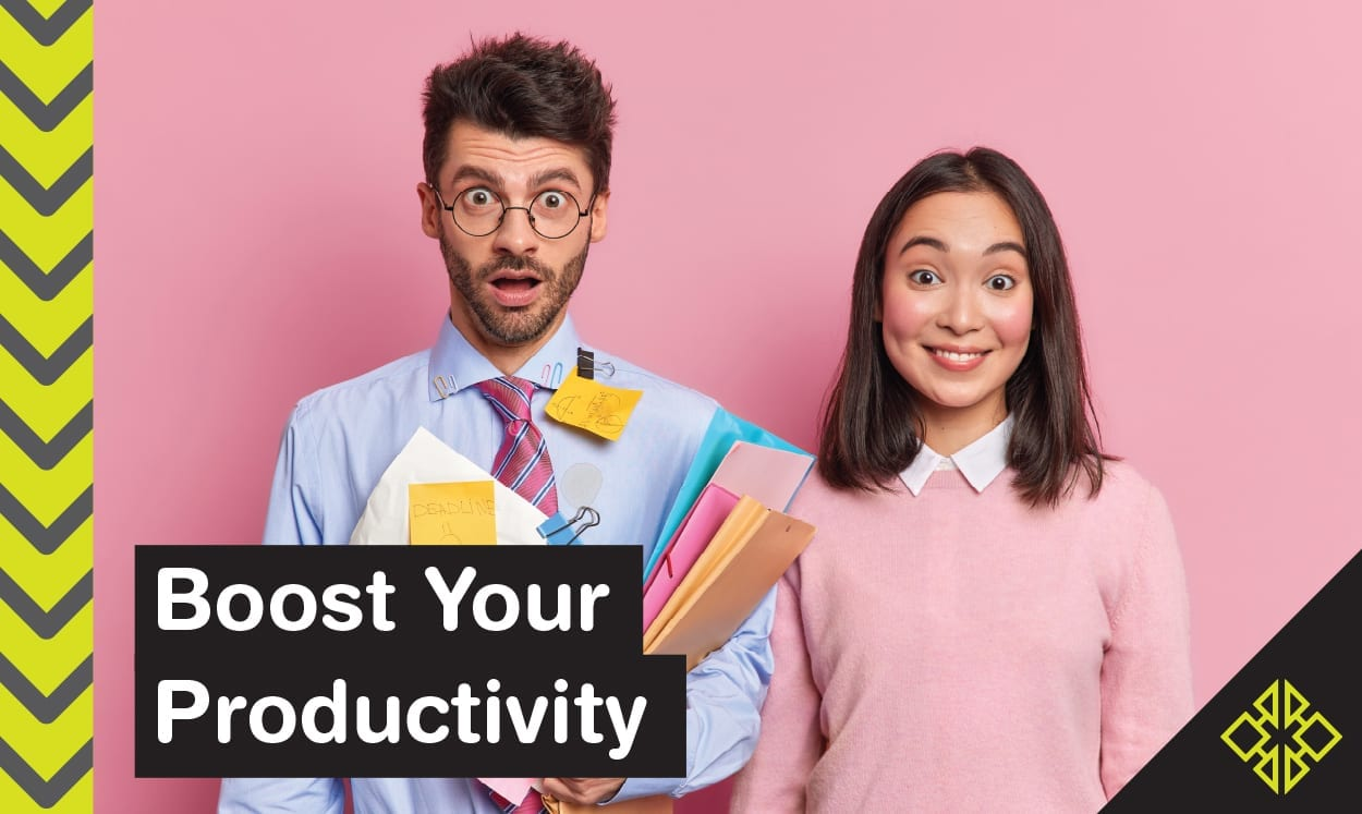 Want to get the most out of your work day? Use these productivity hacks to ditch digital distraction and supercharge your productivity!