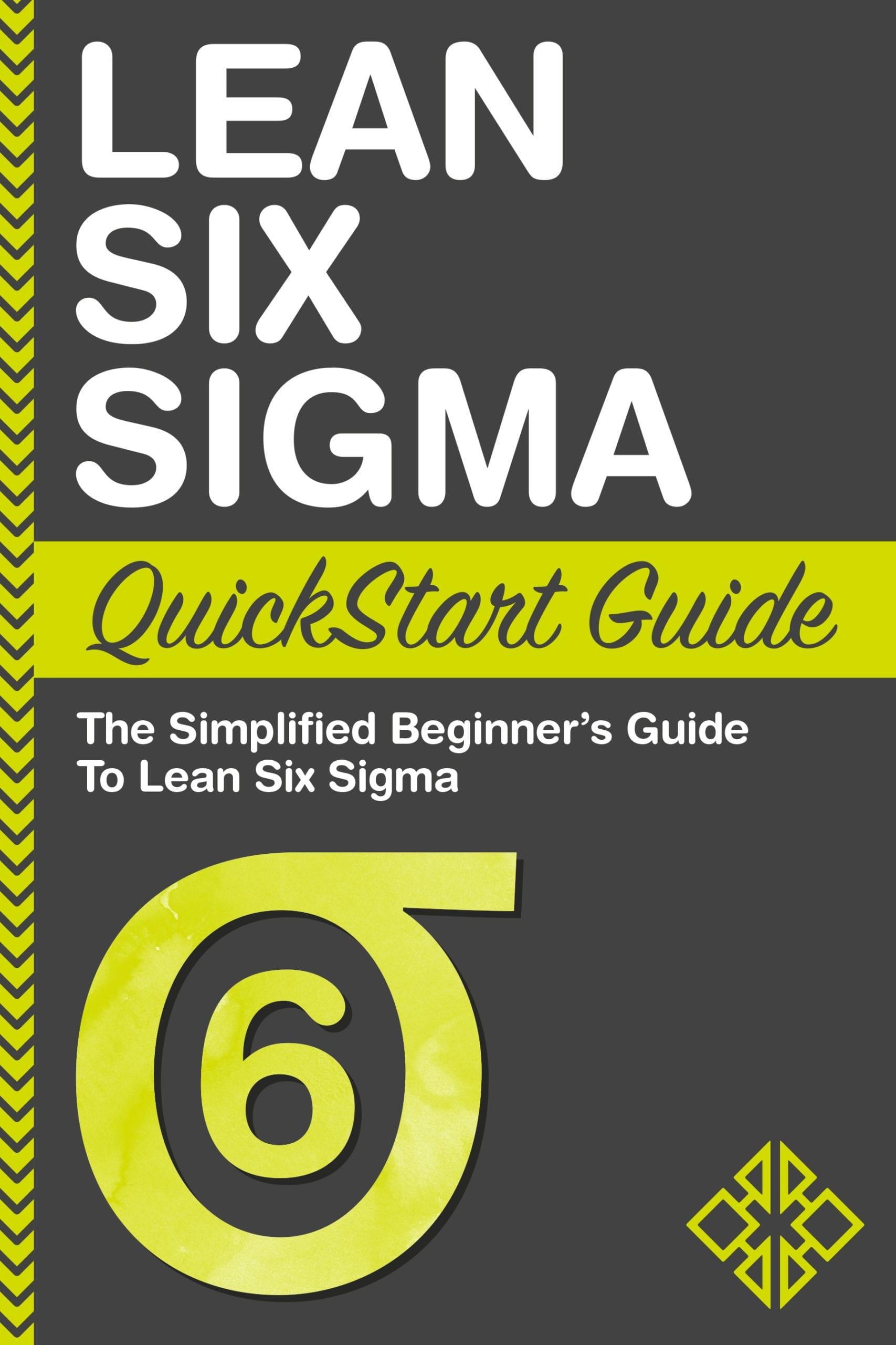 Lean Six Sigma Cover