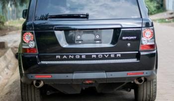 RANGE ROVER SPORT. full