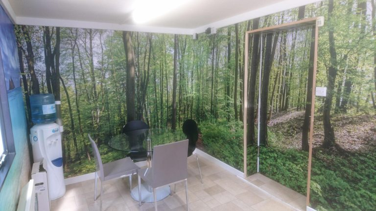 GMG Contractors Kitchen Wall Graphics