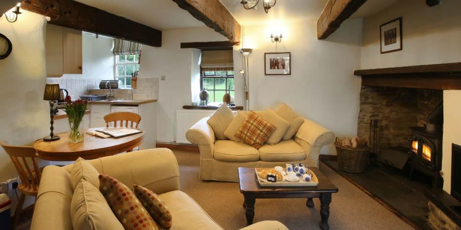 Lavender Cottage Pembrokeshire cottage for two