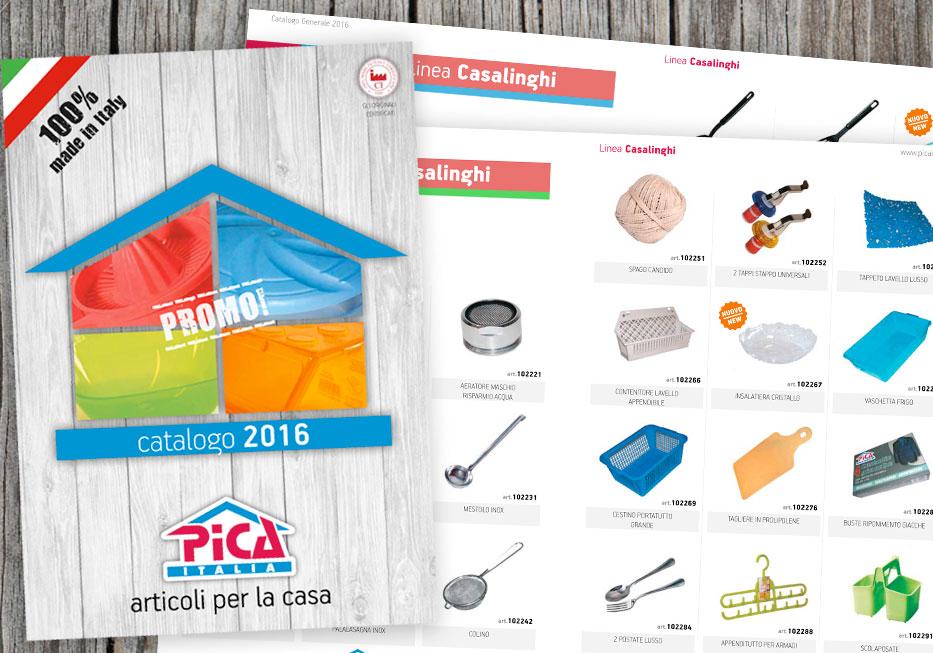 Catalogo PICA CM Comunicazione
