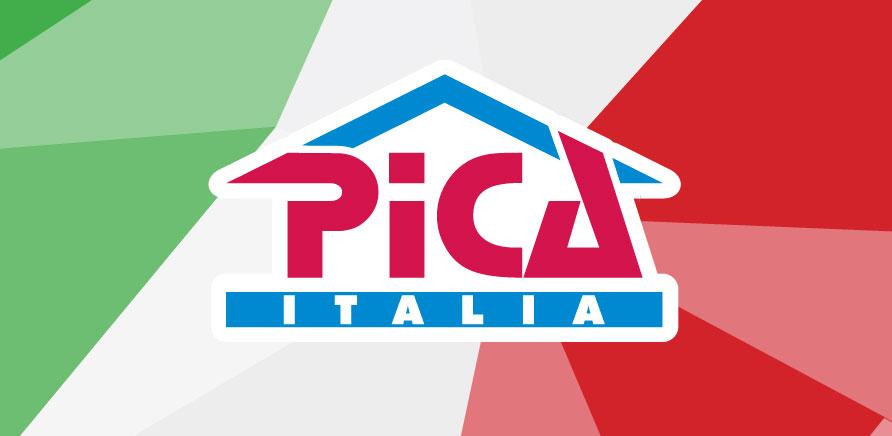 Pica italia logo