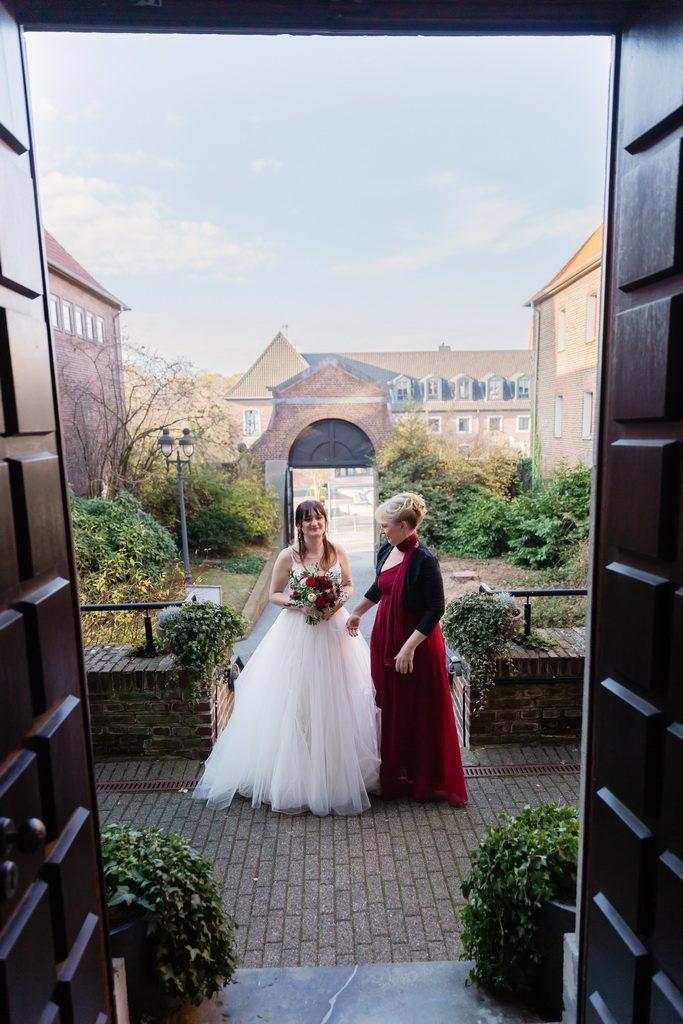 Hochzeit von Sarah und Robin in Wegberg  CM