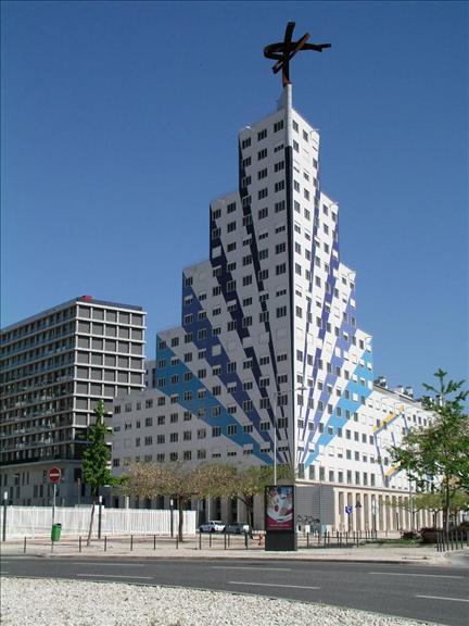 Stio da Cmara Municipal de Lisboa equipamento