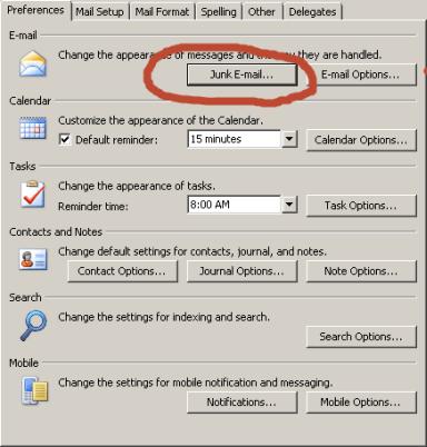 how to make a sender safe in outlook