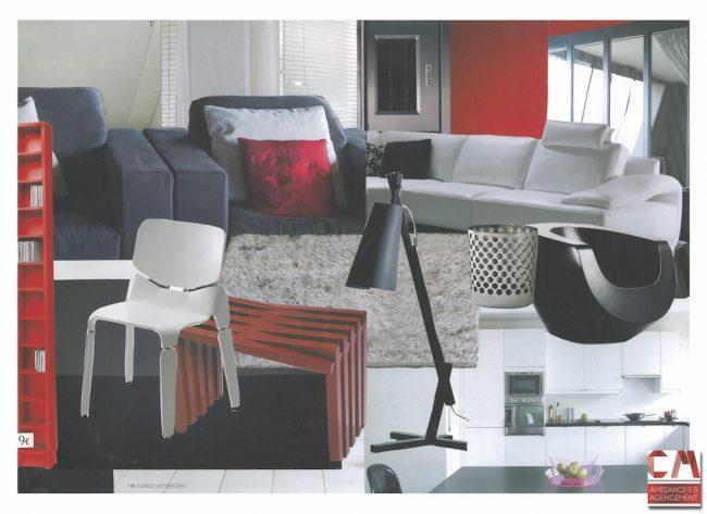 proposition de mobilier appartement 2