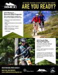 RMCC biking camps programs kids ladies 2015