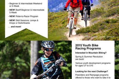 RMCC biking camps programs kids ladies 2015