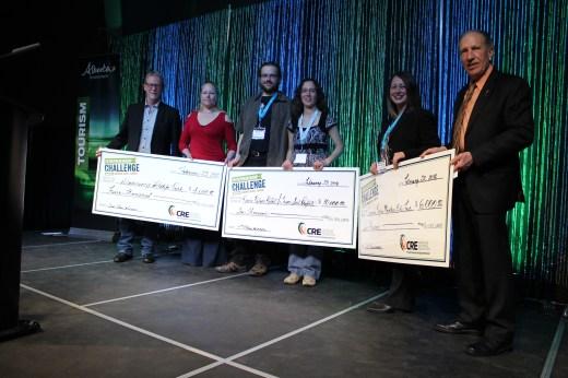 Canadian Rockies Mountain Bike Fest wins 2nd in 2016 Entrepreneurship Challenge