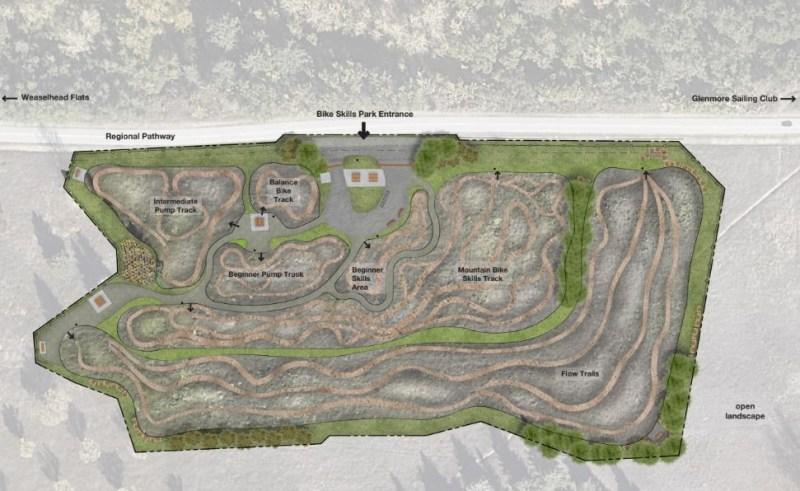New Bike Skills Park for South Glenmore - Calgary Mountain Bike Alliance