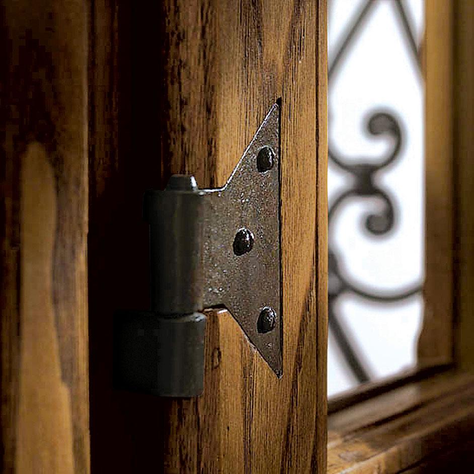 finestra in legno CMB infissi modello Restyle