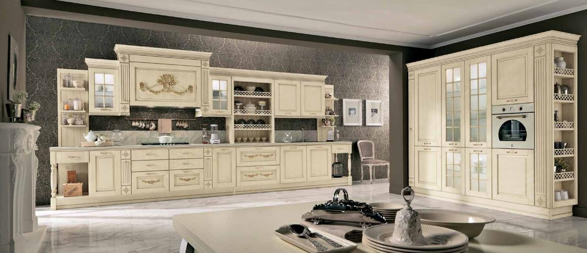 CMC Cucina Kitchens Wardrobes Doors Cabinets Cyprus  Classic Kitchens