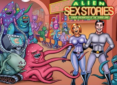 Alien Sex Stories anthology (short story, Junior)