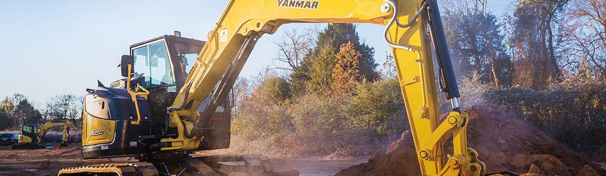 Construction Machinery Company Waterloo Iowa