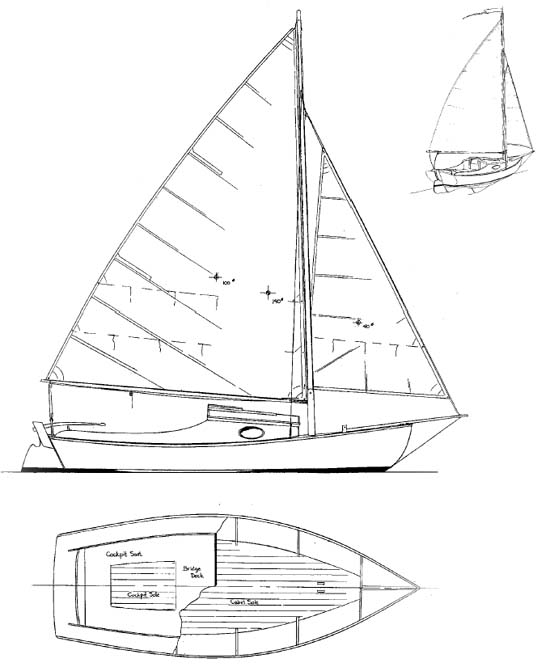 Sailing Boat Plan Plans DIY Free Download Woodworking