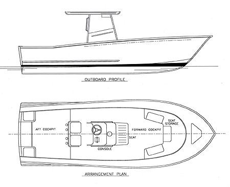 sportfish 26 power boat