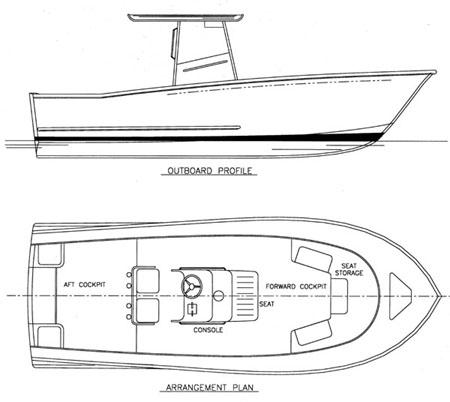 sportfish 24 power boat