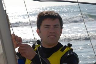 Lluis_Morillo president del club_Maritim_Cubelles