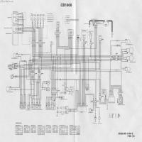 Diagrama honda cb1000 bigone