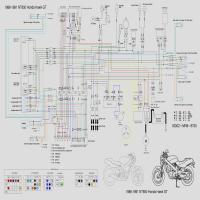 Diagrama honda nt650