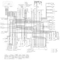 Diagrama honda rc51