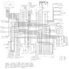 81 Virago Wiring Diagram 2012 Mazda 6 Fuse Diagrama Honda Rc51