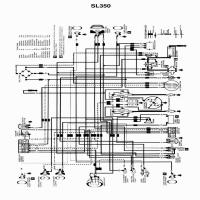 Diagrama honda sl350ko