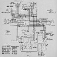 Diagrama honda ss125