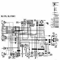 1981 Honda Cb650 Wiring Diagram 1981 Honda Xr500 Wiring