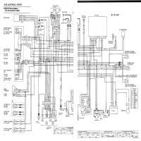 Diagrama kawasaki gpx250
