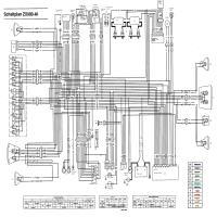 Diagrama kawasaki gpz900 zx900