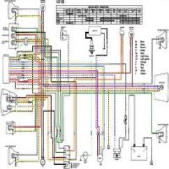 2007 Yamaha Virago 250 Wiring Diagram 2002 Vw Passat Exhaust System Diagrama Kawasaki Kh100