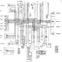 Diagrama kawasaki klr600